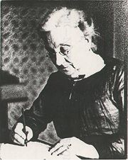Rosa Newmarch (1857 - 1940)